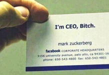 20 Famous Personalities And Their Amazing Business Cards