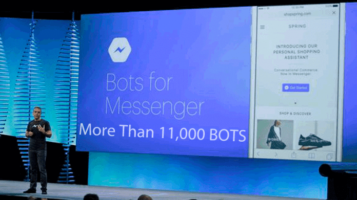 Facebook Messenger Now Offers More Than 11,000 Bots