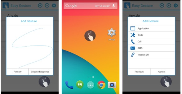 Gesture control feature on Any Android 1