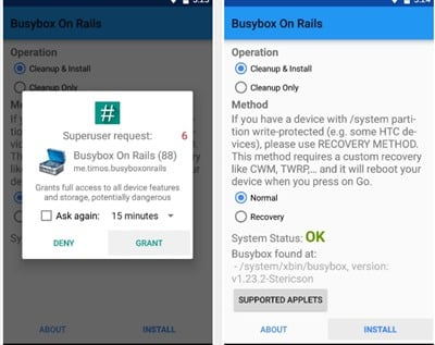 Get Android N Navigation Key On Your Android