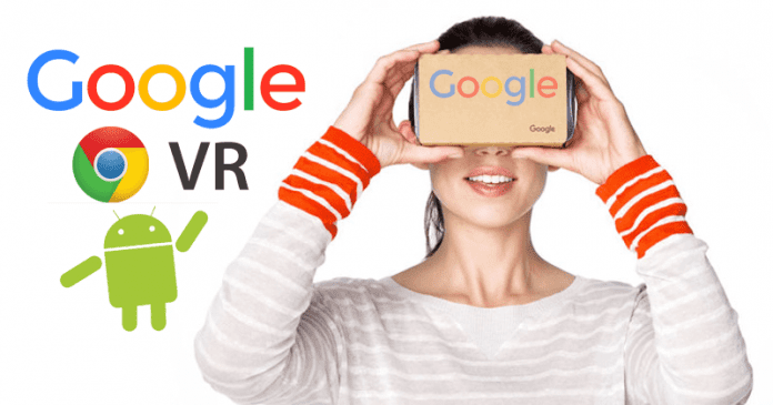 Google Preparing A VR Chrome Browser For Android