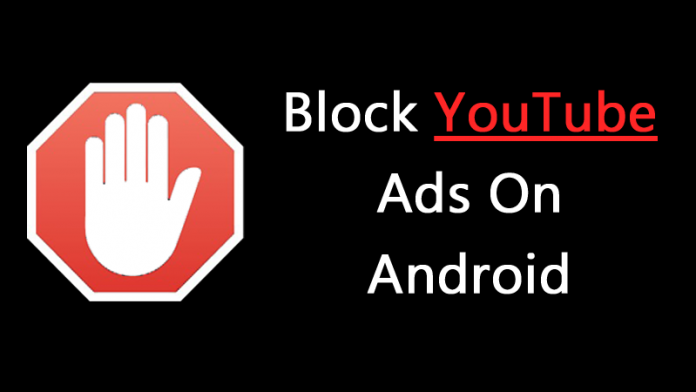 Blocking YouTube ads