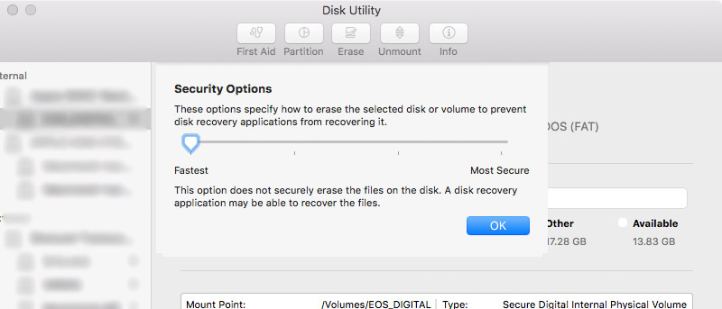 How to Securely Delete Sensitive Documents and Files on your MAC