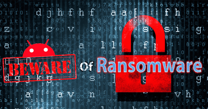 Kaspersky Reports Android Ransomware Attacks Increased Fourfold