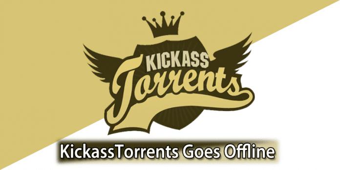 KickassTorrents Goes Offline As Alleged Owner Was Arrested