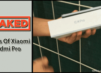 Leaked Images Of Xiaomi Redmi Pro Confirms OLED Display, Deca-core SoC