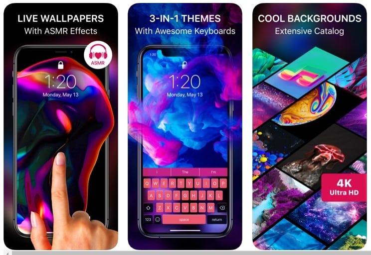√ 10 Aplikasi Generate Wallpaper iPhone Unlimited Terbaik - Live Wallpaper 4K