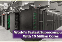 Meet The World's Fastest Supercomputer Which Has 10 Million Cores.
