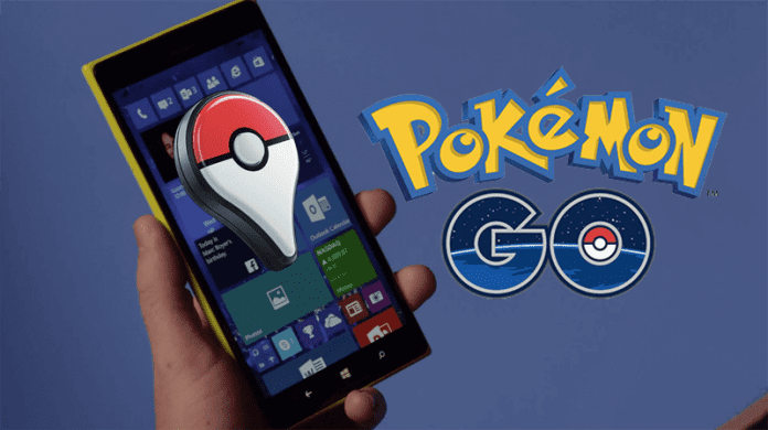 Microsoft Wants Pokemon Go On Windows Phone