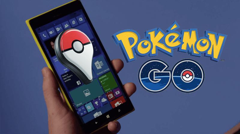 microsoft wants pokemon go on windows phone. Black Bedroom Furniture Sets. Home Design Ideas