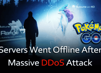 Pokémon Go Servers Went Offline After A Massive DDoS Attack