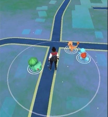 Pokemon Go Trick