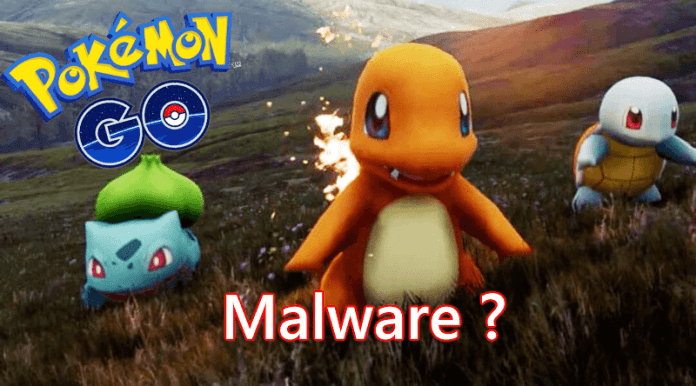 "Pokemon Go is a ""Malware"" and a"