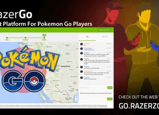 RazerGo The Chat Platform For Pokemon Go Players