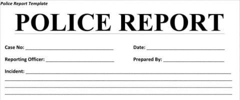 Report to Police