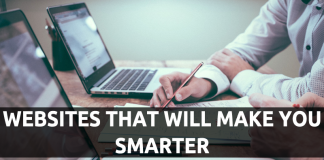 Top 15 Websites That Will Make You Smarter