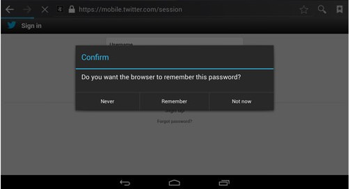 Secure Android From hackers
