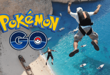 Two Pokemon Go players Fall Off a Cliff While Hunting Pokemon