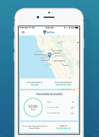 VPN App for iPhone