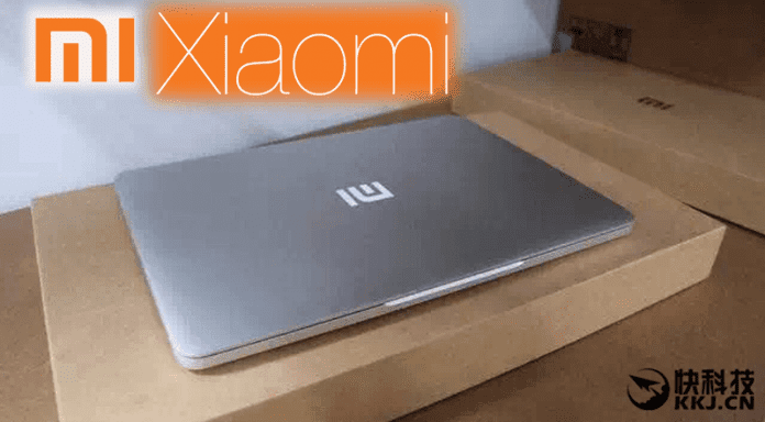 Xiaomi's Leaked Mi Notebook Image Reveals A MacBook Pro clone