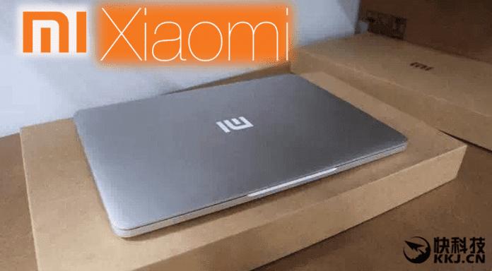 Xiaomi's Leaked Mi Notebook Image Reveals A MacBook Pro clone