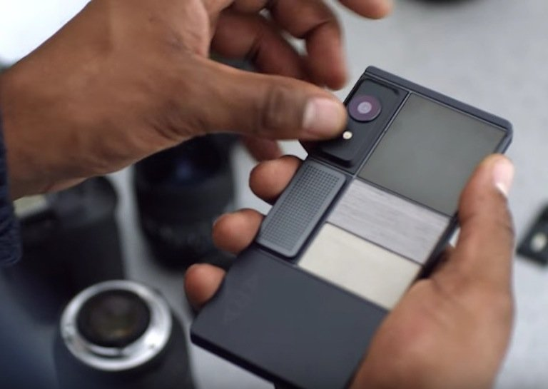 Google's Fully Customizable Smartphone Could Change the Future of Smartphones