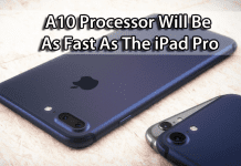 iPhone 7 Will Be As Fast As The iPad Pro