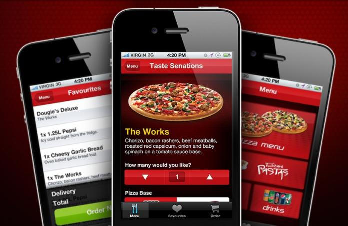 iPhone Apps To Have Home Food Delivery In India