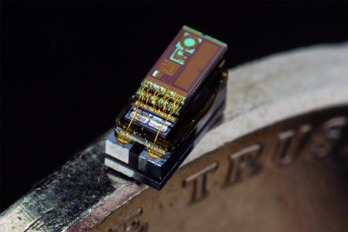 Meet The World's Smallest Computer: Michigan Micro Mote