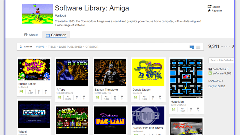 Now You Can Play 10,000 Retro Amiga Games In Your Browser For Free