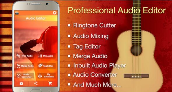 Audio MP3 Cutter Mix Converter