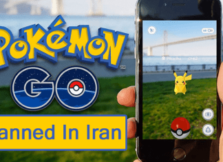 Iran Bans Pokémon GO Due To Security Concerns