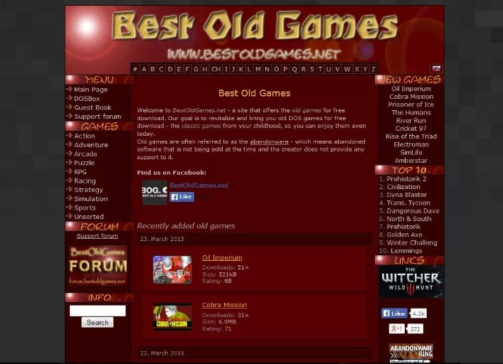 Top 10+ Best Websites To Download PC Games For Free