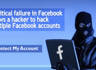 Beware! A Hacker Finds A Way To Hack Multiple Facebook Accounts