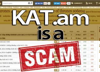 Beware, Scammers Take Over Popular KickassTorrents Mirror KAT.am