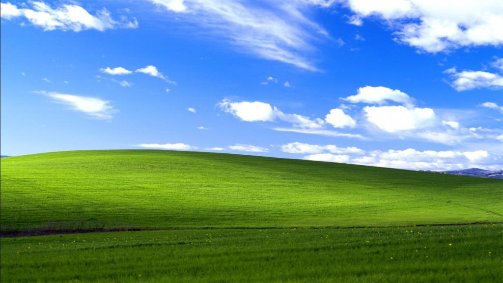 The Hidden Story Behind the Iconic Windows Wallpaper