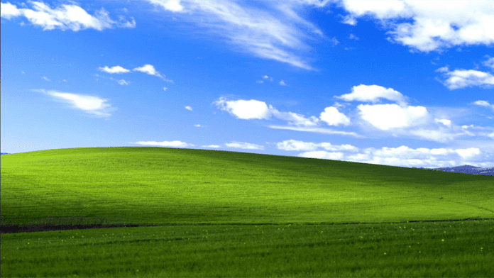 Here's The Hidden Story Behind the Iconic Windows Wallpaper