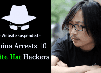 """Founder of China's Largest """"Ethical Hacking"""" Community Arrested"""