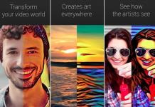 Prisma Like App To Convert Video Into Art In Android