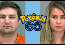 Couple Arrested After Leaving Little Child To Play Pokemon Go