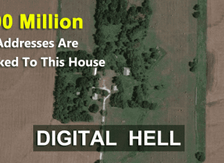 """""""Digital Hell"""" 600 Million IP Addresses Are Linked To This House"""
