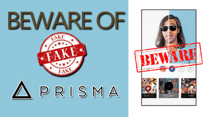 ESET Discovered Fake Versions Of Prism App On Google Play