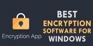 Top 15 Best Encryption Software For Windows 2017