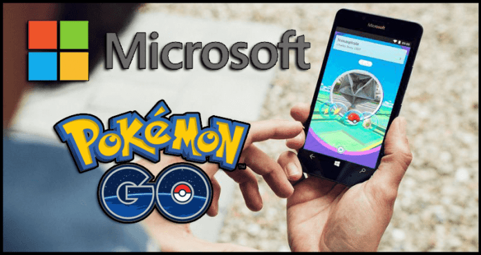 Finally Now You Can Play Pokemon Go On Windows 10 Mobile