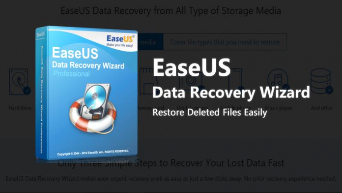 EaseUS Data Recovery: Software To Restore Deleted Files