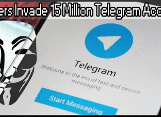 Hackers Invade 15 Million Telegram Accounts