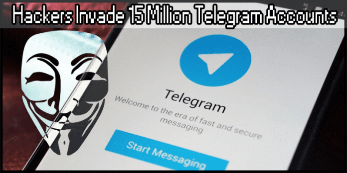 Hackers Invade 15 Million Telegram Accounts