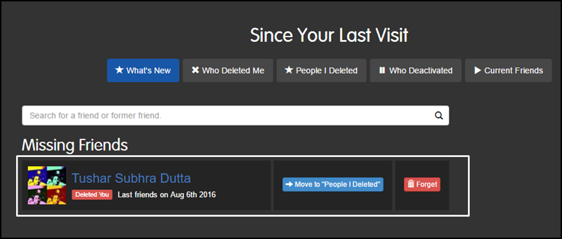 Here's How You Can Find Out Who Deleted You on Facebook
