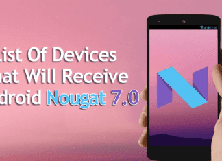 Here's The List Of Devices That Will Receive Android Nougat 7.0