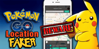Here's What Happens When You Fake Your Location On Pokemon Go